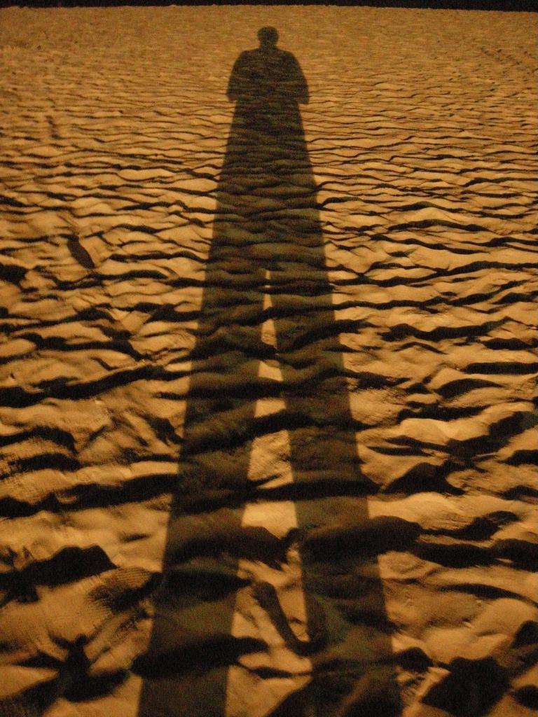 Fletch Sand Man