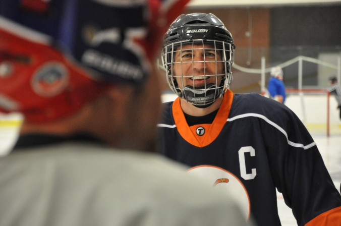 JRC Hockey 064 JRC w Mask