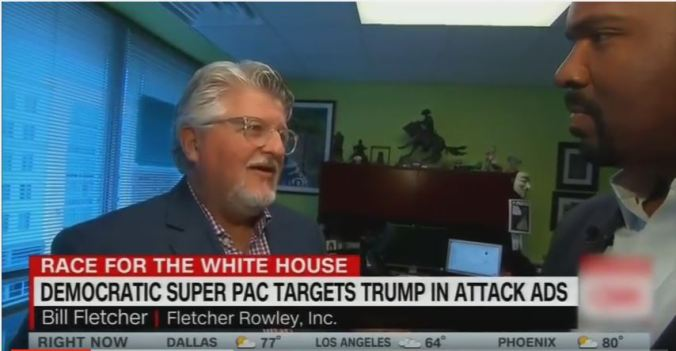 Fletch on CNN 6 11 2016